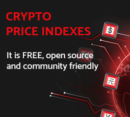 Crypto Price Indexes banner